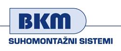 BKM suhomontažni sistemi logo